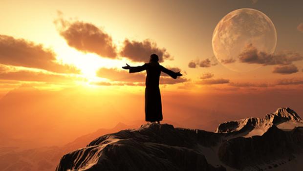 Le retour de jésus sur la terre