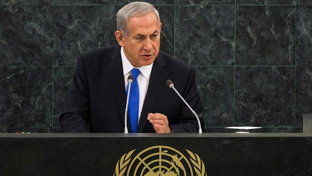 1er octobre, Benjamin Netanyahu s'est adressé aux dirigeants du monde entier à la tribune des Nations Unis.